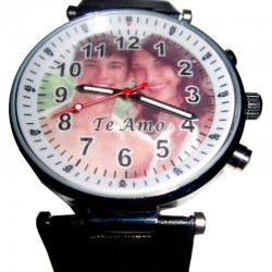 Reloj personalizado caballero