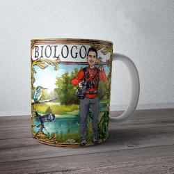 Taza Biólogo-Naturalista...