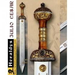 Espada Julio Cesar bronce