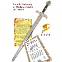Espada Balmung de Sigfrido