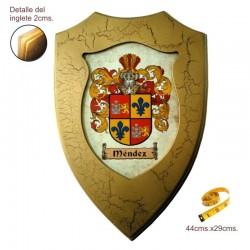 Metopa madera escudo 1...